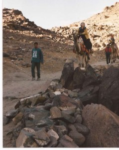 Bajando del Monte Sinaí (FILEminimizer)