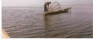 Lago Intel, pescando