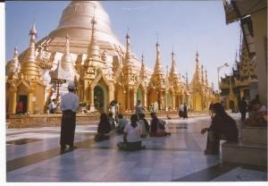 Gran Pagoda de Yangun