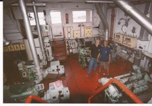 Sala de maquinas