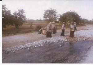 cConstruyendo carreteras