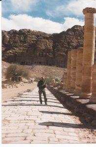 Petra, Avenida de las columnas (FILEminimizer)