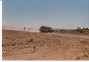 V.A. Desierto Namib, Camión con polvo (FILEminimizer)
