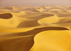olas de arena