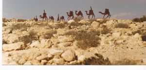 Cristo nació en Siria, camellos (FILEminimizer)