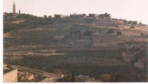 La cúpula de la Roca, Monte de los olivos (FILEminimizer)