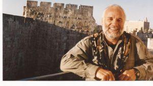 La cúpula de la Roca, Murallas de Jerusalén (FILEminimizer)