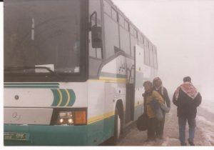 Nieve en el desierto, Salida en autobus (FILEminimizer)