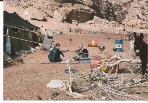 Nieve en el desierto, Tienda beduina hora del té (FILEminimizer)