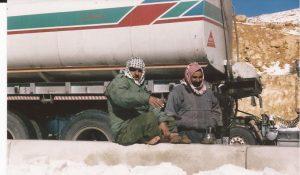 Nieve en el desierto, camioneros (FILEminimizer)
